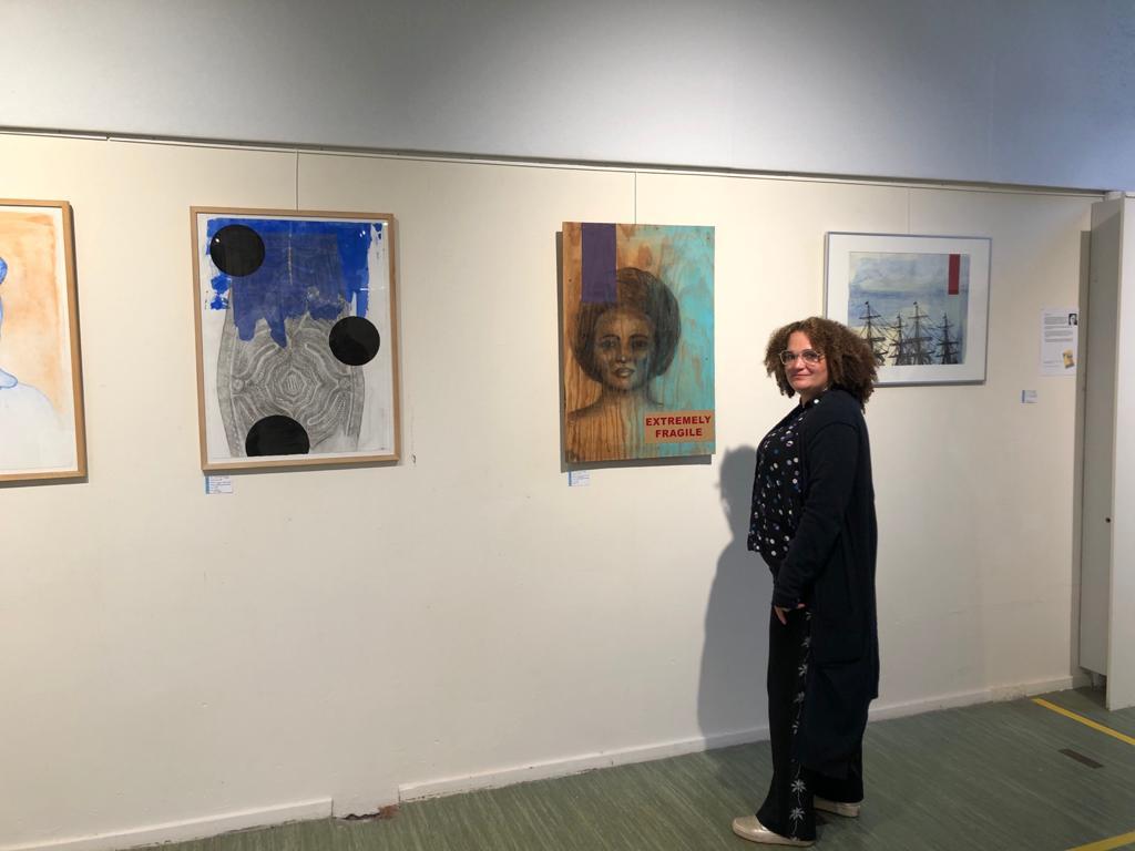 Expositie bij P'ARTS